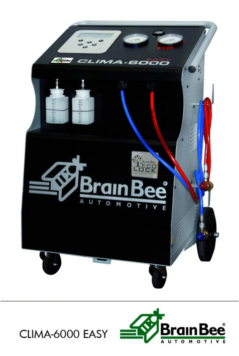 BRAIN BEE CLIMA 6000 PLUS MULTYGAS